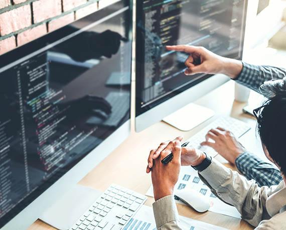 Développement site vitrine, e-commerce, applications, mobiles